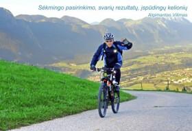 Kelionė dviračiu mieste